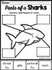 All About Sharks {NonFiction Unit}