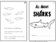 All About Sharks Science Reader
