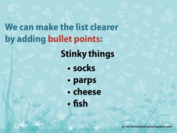 All About Simple Lists