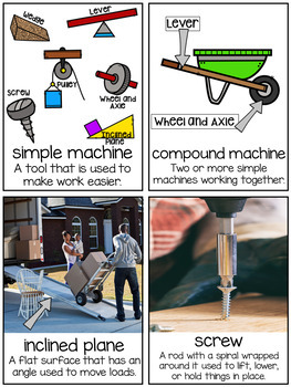 All About Simple Machines - Science for Little Learners