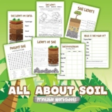 All About Soil Activity Pack
