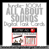 All About Sounds Boom Card Bundle