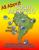 All About South America Set