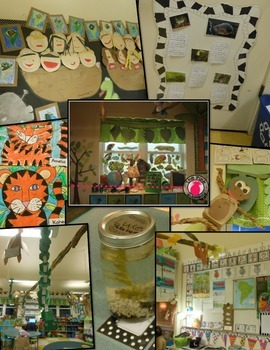 All About South America for the K-2 Classroom