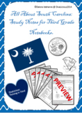 All About South Carolina: Notebook Pieces and Study Notes