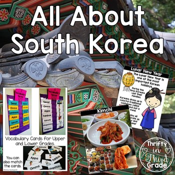 All About South Korea