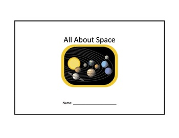 All About Space - An Informational Reading that Challenges Readers