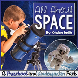 All About Space: a Preschool and Kindergarten pack