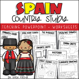 All About Spain - Country Study