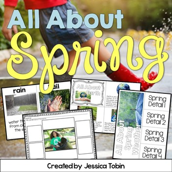 Spring Activities for Nonfiction Reading