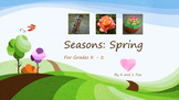 All About Spring for K - 2