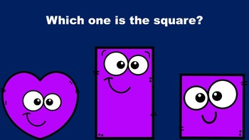 All About Squares - A PowerPoint Game