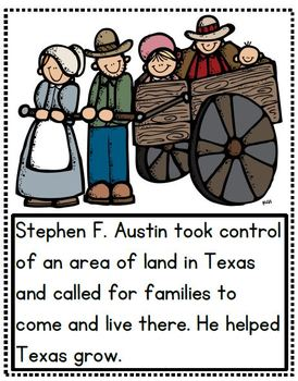 All About Stephen F. Austin
