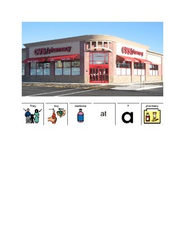 All About Stores- Store Theme Preschool Book
