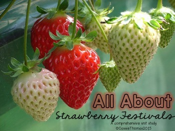 All About Strawberry Festivals