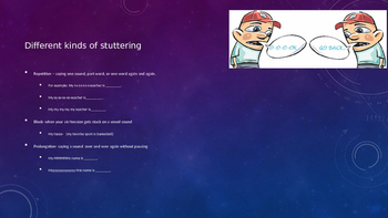 All About Stuttering