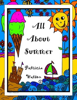 All About Summer Worksheets