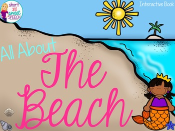 All About Summer Activities: Interactive Book Series