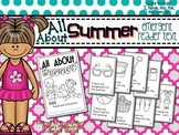 All About Summer (Emergent Reader Text)