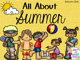 All About Summer: Interactive Book