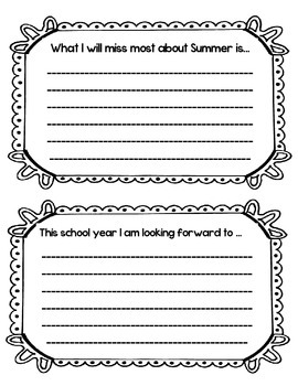 All About Summer Personal Narrative