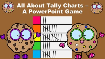 All About Tally Charts - A PowerPoint Game