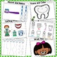 Teeth Preschool Early Learning Packet