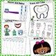 Teeth Preschool Early Learning Packet