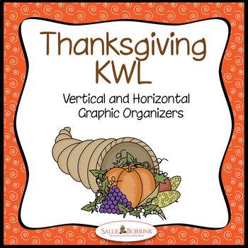 Thanksgiving KWL