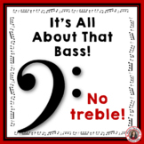 Bass Notes: All About That Bass Worksheets