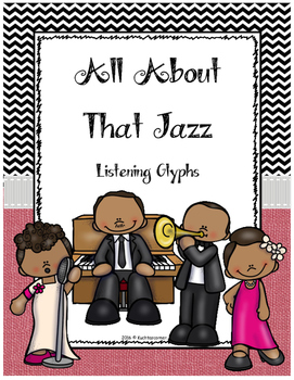 All About That Jazz Listening Glyphs
