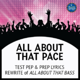 Testing Song Lyrics for All About That Bass