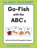 """All About The Alphabet: """"Go-Fish"""" With The ABCs"""