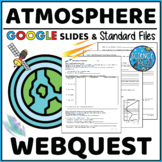 Atmosphere WebQuest