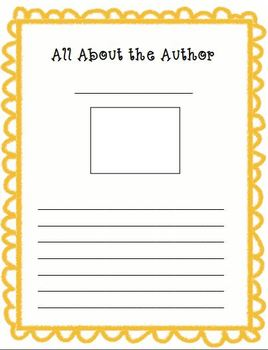 All About The Author