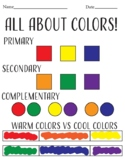 All About The Colors!