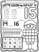 All About The Number Fifteen ~ No Prep Math Printables for Kindergarten
