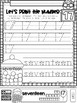 All About The Number Seventeen ~ No Prep Math Printables for Kindergarten