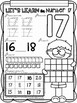 All About The Number Seventeen ~ No Prep Math Printables f