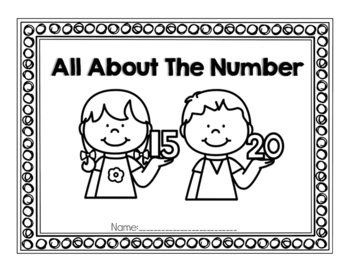 All About The Numbers 1-30