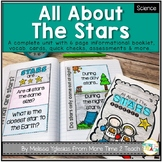 Stars Space Unit w/ Informational Text + Interactive Noteb