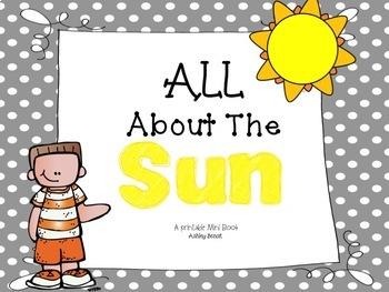 picture regarding Printable Picture of the Sun identified as All Relating to The Sunshine: A Printable Mini E-book