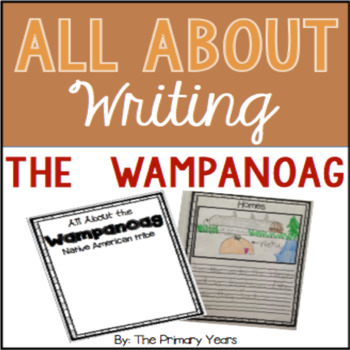 All About The Wampanoag book