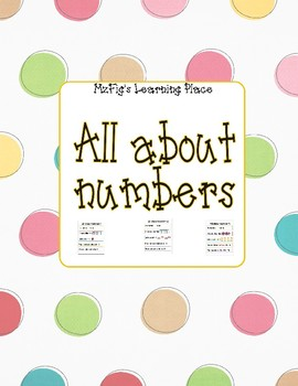 All About The numbers 1-10