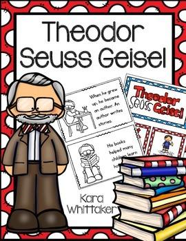 Theodor Seuss Geisel Author Study