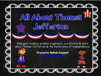 All About Thomas Jefferson