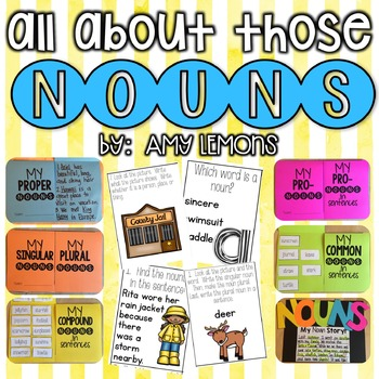 All About Those Nouns
