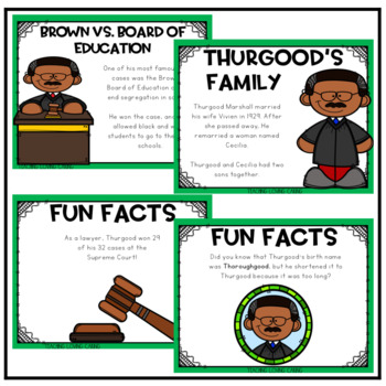 All About Thurgood Marshall - Black History Month