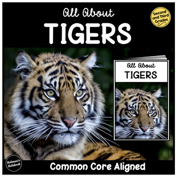 All About Tigers | Nonfiction