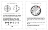 All About Time Package- Whole Hour, Half Hour and Quarter Hour